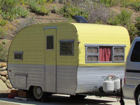 vintage camper trailers magazine vintage camper trailers