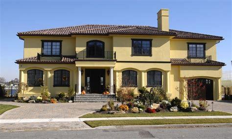 nice homes interior stucco house paint ideas stucco