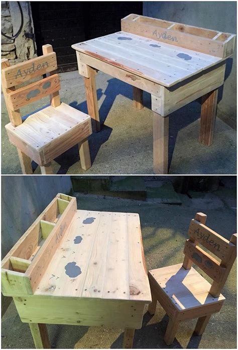 genius ideas  upcycle  shipping pallets  creative