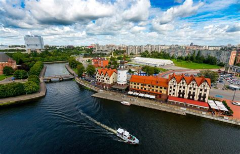 kaliningrad in 3 days complete itinerary