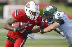 Louisville Cardinals Football Uniforms