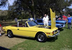 Auction Results And Data For 1973 Triumph Stag