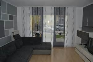 wohnzimmer gardinen mit balkontã r gardinen vorhang wohnzimmer elvenbride