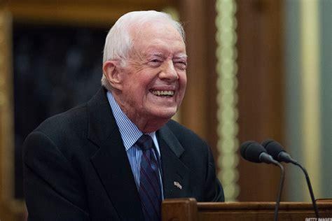 Former President Jimmy Carter Released From Hospital ...