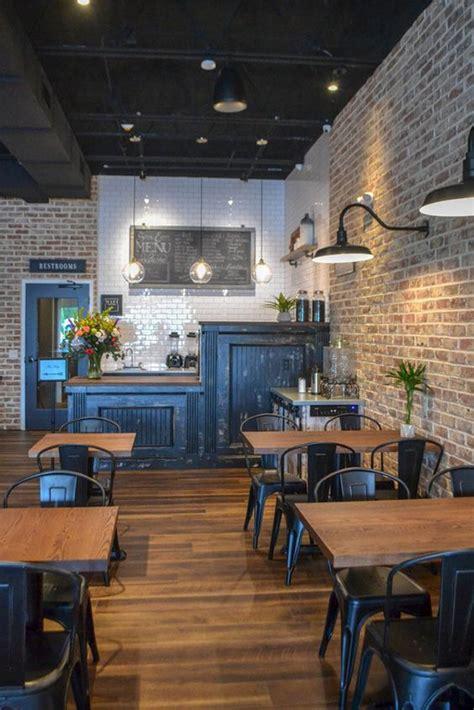 chic industrial coffee shop decor ideas homemydesign