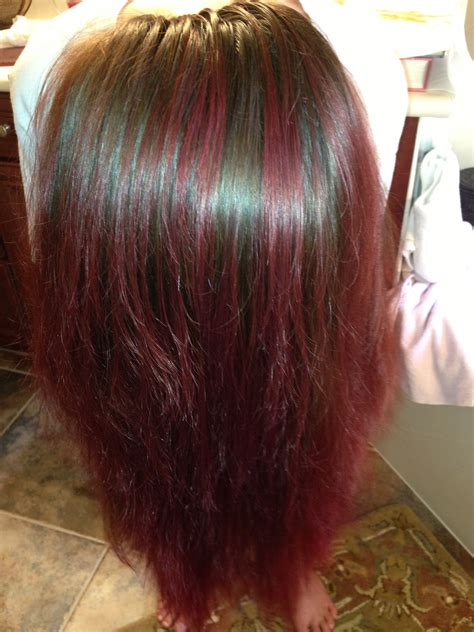Cat Bs Kool Aid Dip Dye I Have Super Dark Hair And Guess