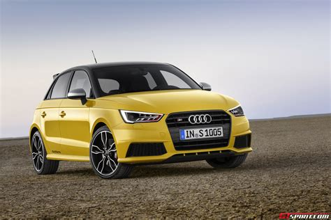 Official 2018 Audi S1 And S1 Sportback Gtspirit