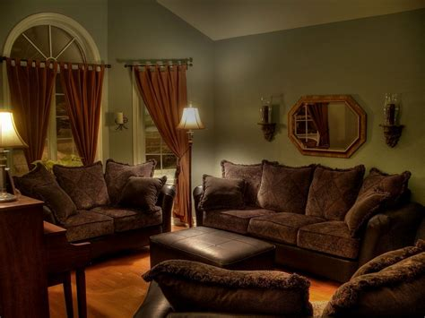 exquisite living room colors ideas for dark furniture paint color with brown decorative
