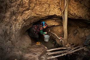 In A Parched Corner Of Xinjiang  Ancient Water Tunnels Are Running Dry