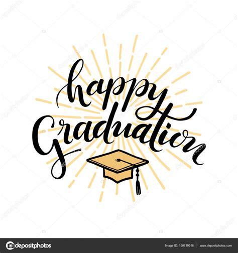 molde de letras de graduacion feliz graduaci 243 n letras dibujadas a mano archivo
