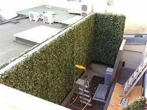 Mur Végétal Anti Bruit : mur vegetal anti bruit homeezy ~ Premium-room.com Idées de Décoration
