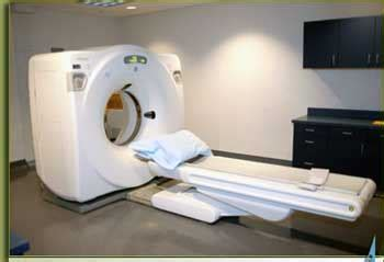 city distributers ct scan machine