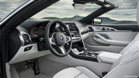2019 bmw 8 series interior 2019 bmw 8 series m850i xdrive convertible interior hd