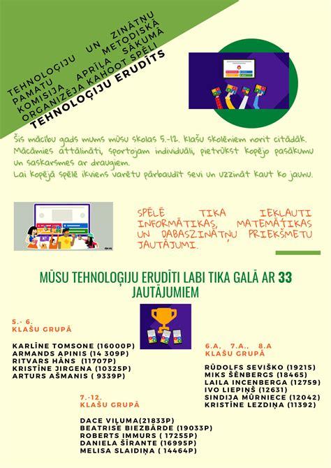 Tehnoloģiju erudīts - Valmieras Gaujas krasta vidusskola - attīstības centrs