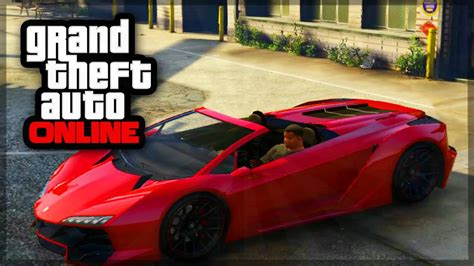 Gta 5 Online Convertible Super Cars In Gta Online (gta 5