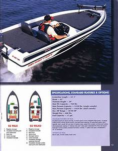 1995 Skeeter Fishing Boats