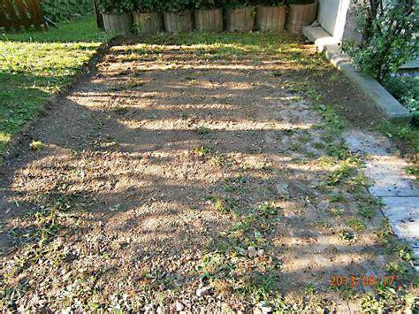 pkw stellplatz anlegen anlegen eines zus 228 tzliche pkw stellplatz im vorgarten mit dem bodengitter bg50 envirotek