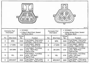 2000 S10 Tail Light Wiring Diagram 24564 Getacd Es