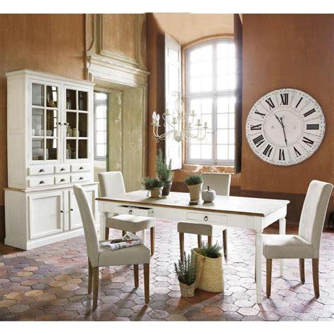 chaise margaux maison du monde table de salle à manger en manguier l bergerac