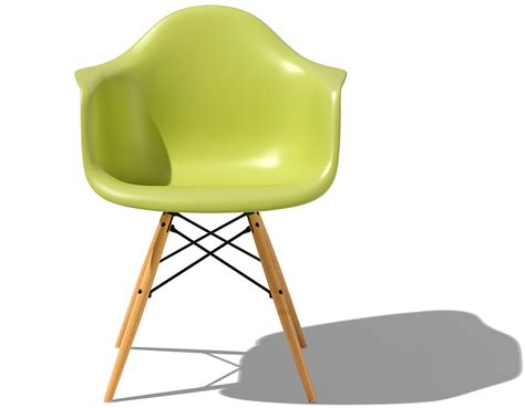 eames chaises eames molded plastic armchair with dowel base hivemodern com
