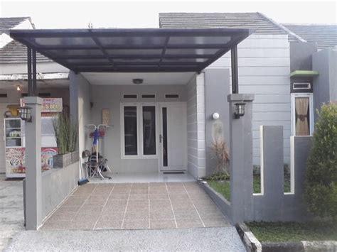 gambar desain kanopi rumah minimalis