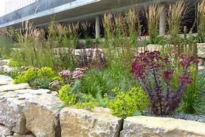 Pflanzen Für Trockenmauer : pflanzen f r kies und schotter robust naturnah und vielf ltig ~ Orissabook.com Haus und Dekorationen
