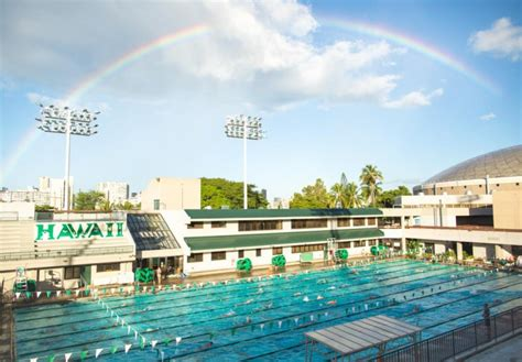 University Of Hawaii Swimming And Diving Saved
