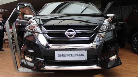 Nissan Serena 2019 by Ketahui Beda Eksterior Nissan All New Serena Terbaru Di