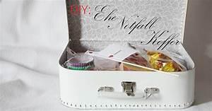 Geschenk Zum Standesamt : diy geschenk zur hochzeit ehe notfall koffer schnell einfach ~ Eleganceandgraceweddings.com Haus und Dekorationen