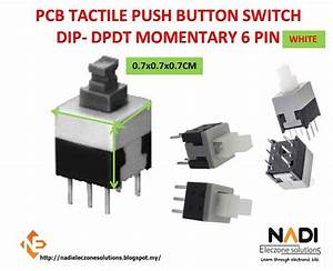 6 Pin On Off Push Button Momentary Sw  End 9  8  2017 9 15 Am