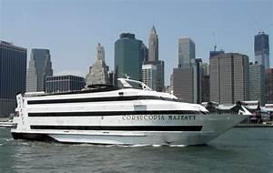 Cornucopia Majesty Mega Boat Caliber Yacht Charter New York