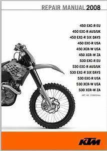 2008 Ktm 450 530 Exc