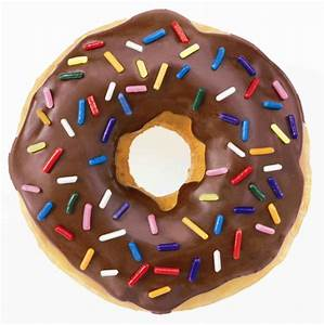 When To Use A Donut Chart Choco Donut Free Images At Clker Com Vector Clip Art