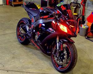 Gambar Modifikasi Motor Kawasaki Ninja 250 Fi Terbaru