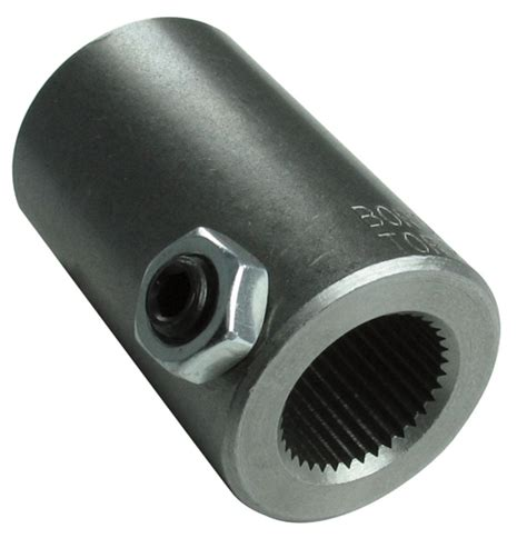 borgeson universal company couplers adapters steel steering couplers coupler