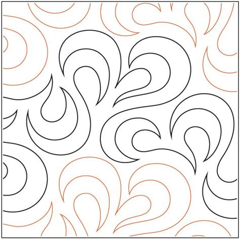 Free Motion Quilting Templates 262 Best Free Motion Quilting Images On Free