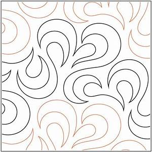 160 best quilting pantographs images on pinterest free motion quilting quilting ideas and for Quilting pantographs free