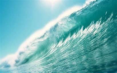 Wave Wallpapers Backgrounds Waves Ocean Sea Desktop