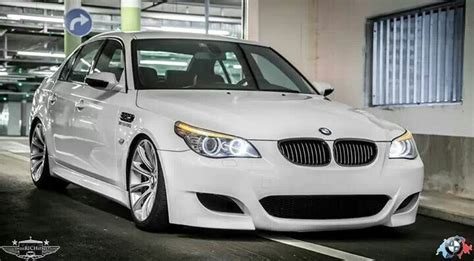 bmw   white bmw ultimate driving machine