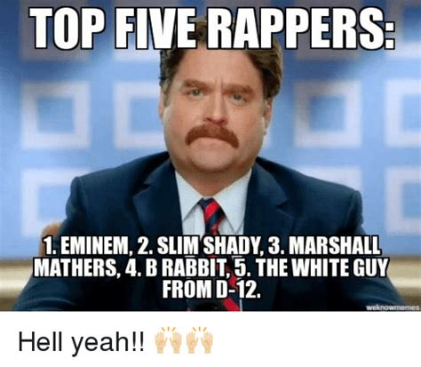 Rapper Meme - 25 best memes about marshall mathers marshall mathers memes