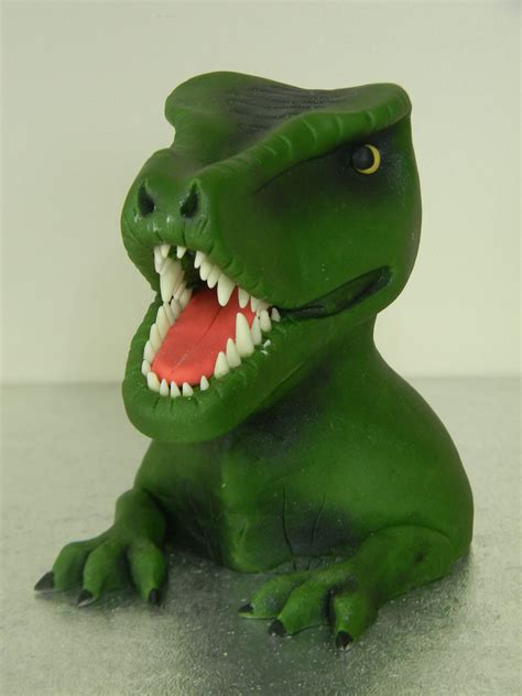 large  rex cake topper leaves  age