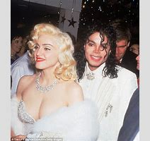 Michael Jackson And Madonna S Romance Fell Apart After She Criticised Him On Tv Daily Mail