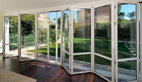 sliding and stacking patio door interior design