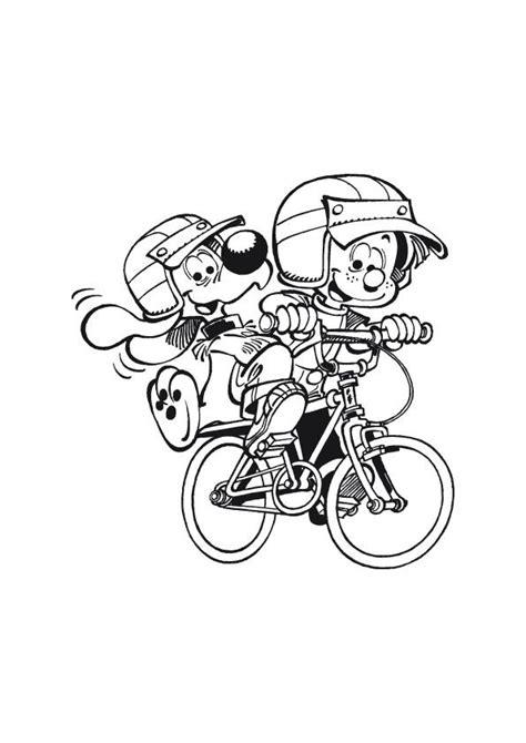 biciclette disegni  bambini da colorare