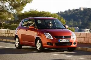 New Suzuki Swift Breaks Cover No Really It39s A