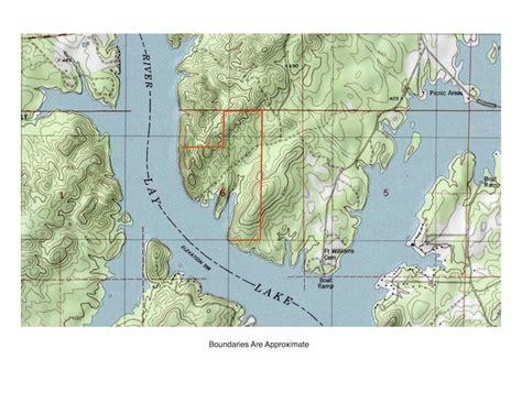 Lay Lake Acreage - 153 +/- ac - Black Ridge Land Co.