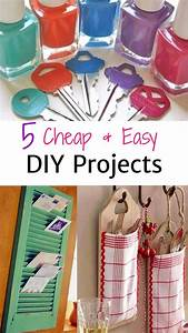 5, Cheap, And, Easy, Diy, Projects, That, Will, Make, You, Look, Crafty