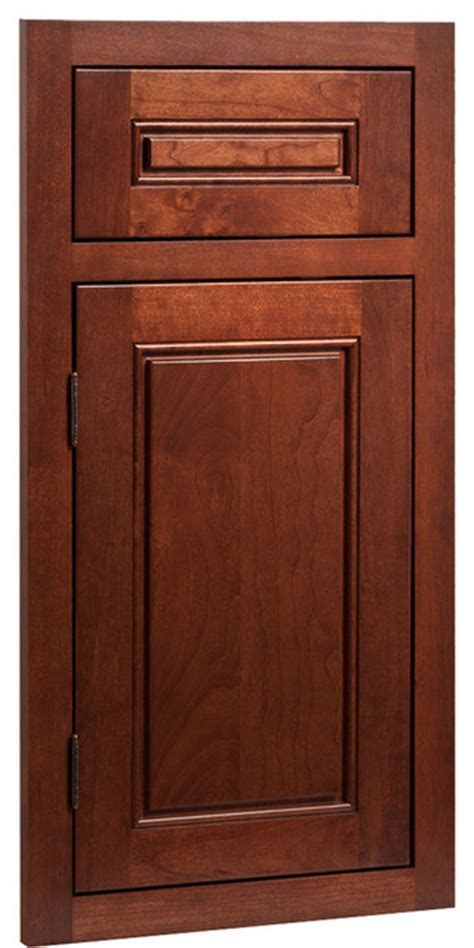 value kitchen cabinets fairmont cherry russet stained wood shaker kitchen cabinet 3115