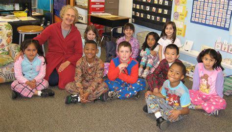 pajama day reynolds school district oregon