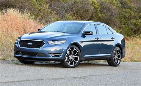 Short Report 2018 Ford Taurus Sho Review  Ny Daily News